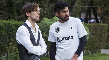 Club de Cuervos | Club of Crows Season 1 Episode 2